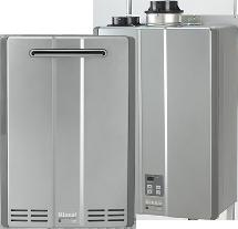 rinnai tankless water heater