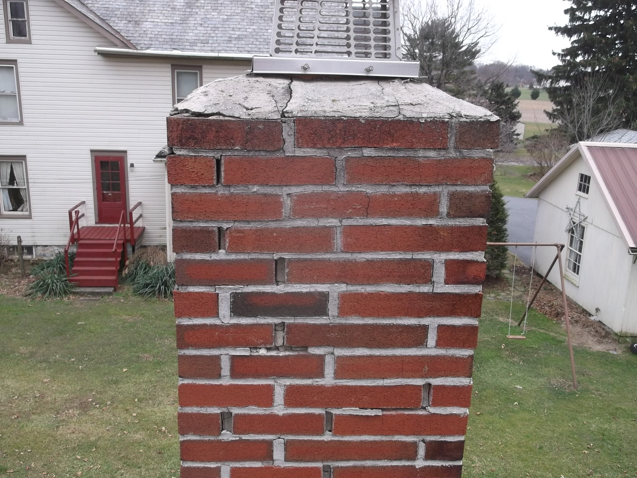 Chimney And Fireplace Maintenance Lancaster Pa Win Home